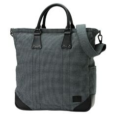 PORTER GUNCLUB   SHOULDER TOTE BAG