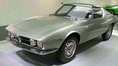 Alfa Romeo Giulia Sprint Speciale 105 - 1965.