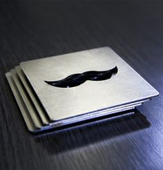 Durable Stainless Steel Coaster & built in beer bottle opener. Great holiday and white elephant gift!