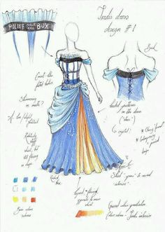 TARDIS dress - Now that is fancy AND super cool...