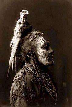 Shaman - vintage - photographer unknown