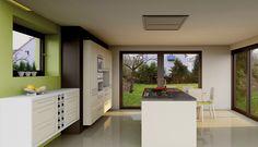 Küche von Maiburger erstellt mit Palette CAD Cad Software, Palette, Table, Furniture, Home Decor, Carpenter, Decoration Home, Room Decor, Pallets