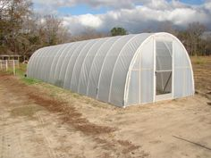 How I built my cheap PVC hoop/green house (Pic Heavy) (pt 1) - Homesteading Today