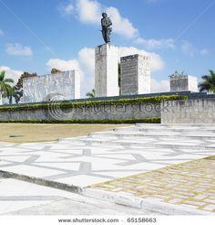 Che Guevara monument in Santa Clara