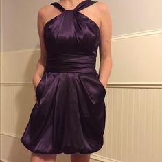 Spotted while shopping on Poshmark: Davids Bridal Cocktail dress! #poshmark #fashion #shopping #style #David's Bridal #Dresses & Skirts