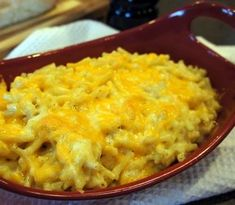 Creamy Macaroni and Cheese Recipe