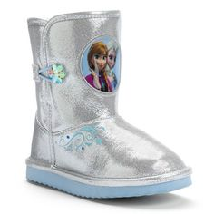 Disney Frozen Elsa & Anna Toddler Girls' Winter Boots #Kohls