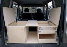 Cool 40 Smart and Best Campervan Conversion Ideas https://homeastern.com/2017/09/23/40-smart-best-campervan-conversion-ideas/