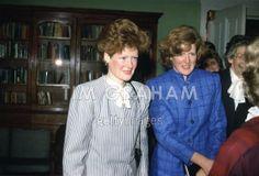Lady Sarah and Lady Jane