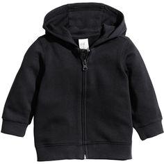 Hooded Jacket $12.99 ($13) ❤ liked on Polyvore featuring tops, hoodies, baby, kids, baby boy, zip hoodies, zipper hoodies, zip top, zipper top and hooded tops