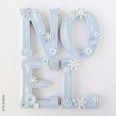 Frozen Inspired Letters