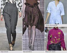 Portal UseFashion - Semana de Moda de Londres - Tecido Plano