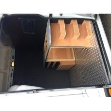 Van Conversion Flooring And Ply Lining Derby East Midlands