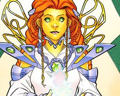 Princess Kori in Red Hood and the Outlaws #33