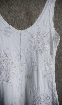 Blythe Dress- Alabama Chanin