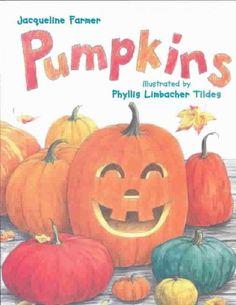 """""""Pumpkins"""" by Jacqueline Farmer"""