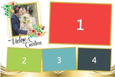 Photobooth Layout, Photobooth Template, Film Strip, Simple Weddings, Photo Booth, Layout Design, Templates, Poster, Free