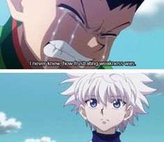 Gon Freecss and Killua Zoldyck…        ~Hunter X Hunter