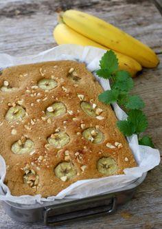 Banan: 5 geniale ting du kan bruke banan til - KK Hamburger, Bowls, Bread, Baking, Tips, Desserts, Food, Serving Bowls, Tailgate Desserts