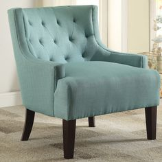 Homelegance Dulce Arm Chair & Reviews | Wayfair