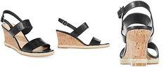 Cole Haan Women's Lane Wedge Sandals