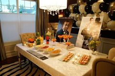 Chloe's Inspiration ~ A James Bond Party | Celebrate and Decorate