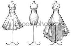 Risultati immagini per disegno manichino per abiti