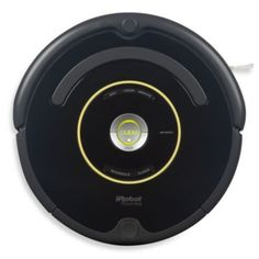 iRobot ® Roomba ® 650 Vacuum Robot - BedBathandBeyond.com $399 - can schedule, works on hardwood floors