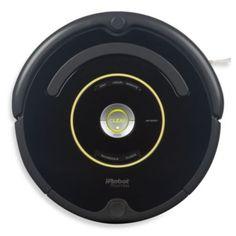 iRobot ® Roomba ® 650 Vacuum Robot - BedBathandBeyond.com $399 - can schedule, works on hardwood floors