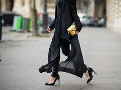 pfw street style fall 2013 runway W Magazine May 2013: