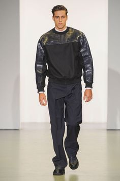 Défilé Calvin Klein Automne-hiver 2012-2013 - Diaporama photo