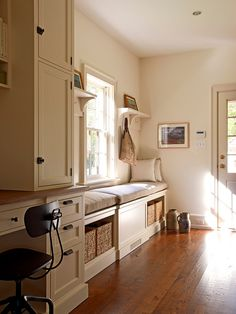 small home office #HomeBuildersRaleigh
