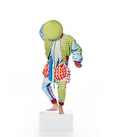 The masquerade collection, Maxxi Jae-Hyung Lee, LTVs, Lancia TrendVisions