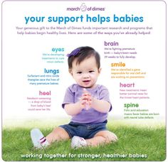 Where your money goes | March of Dimes