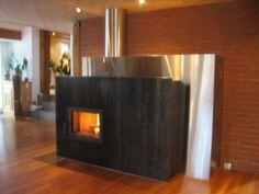 Speicherofen modern Modern, Home Decor, Trendy Tree, Decoration Home, Room Decor, Interior Decorating