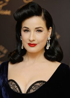 I love Dita`s hair!!!