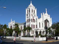 St Paul's Church on Duval Street