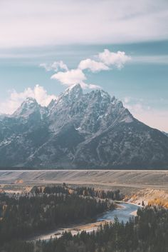 jaymegordon: rio Snake negligencia, Grand Teton National Park ➾ Jayme Gordon
