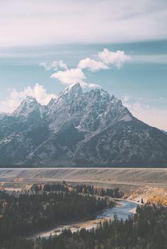 jaymegordon: rio Snake negligencia, Grand Teton National Park ➾ Jayme Gordon