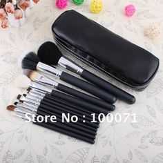 http://www.aliexpress.com/item/1Pcs-lot-New-12-Pcs-Professional-Makeup-Brushes-Cosmetic-Make-Up-Set-W-2-Case-Bag/616951580.html  New 12 Pcs Professional Makeup Brushes Cosmetic Make Up Set W/ 2 Case Bag Kit [22634|01|01]-in Makeup Brushes & Tools from Beauty & Health on Aliexpress.com