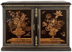By Charles Andre Boulle Early 1700s