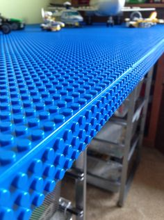 Worth trying How to make a simple Lego table for youYou can find Lego table and more on our website.Worth trying How to make a simple Lego table for you Lego Building Table, Lego Play Table, Lego Desk, Lego Room, Diy Lego Table, Lego Hacks, Ikea Hacks, Ikea Makeover, Small Bedroom Furniture
