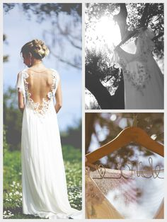 Wedding dress charms