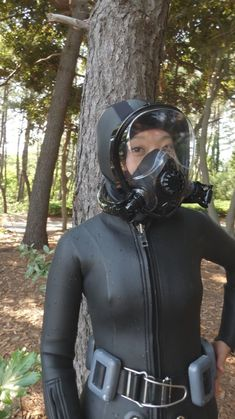 Gas Mask Girl, Flu Mask, Scuba Girl, Respirator Mask, Womens Wetsuit, Full Face Mask, Diving, Riding Helmets, Surfers