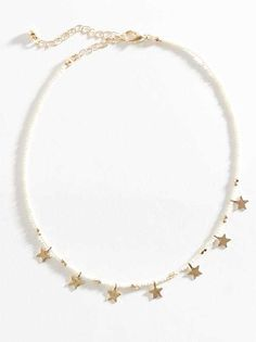 Shop Seeing Stars Choker Necklace at Altar'd State. From the beach to the pool, grab this seed bead star necklace for all your summer accessorizing! Summer Necklace, Summer Jewelry, Diy Necklace, Necklace Designs, Star Necklace, Geek Jewelry, Gothic Jewelry, Cute Jewelry, Fashion Jewelry