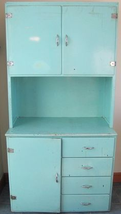 Vintage retro kitchen cupboard freestanding unit | eBay
