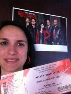 Paris le 17/01/2014 j'ai vraiment hâte!!!! #WTworldtour WT <3 !!