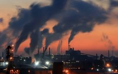 We live in visually and physically polluted areas