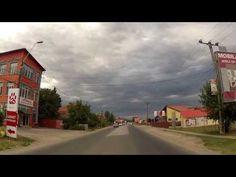 Cu mașina prin Dumbrăvița, județul Timiș (driving video) - partea 3
