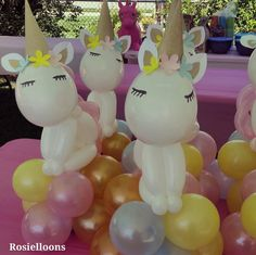 Fiesta de sarah 1st Birthday Girls, Unicorn Birthday Parties, First Birthday Parties, First Birthdays, Fiesta Little Pony, Little Pony Party, Rainbow Parties, Unicorn Party Supplies, Unicorn Baby Shower